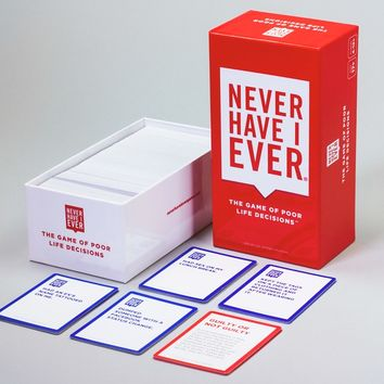 Never Have I Ever | Firebox.com - Shop for the Unusual