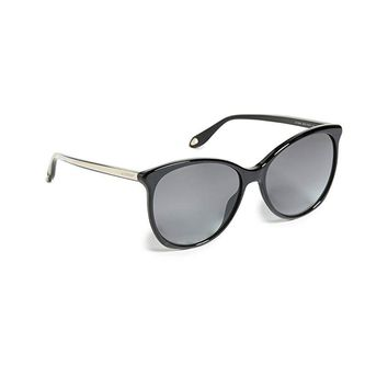 Givenchy Women's Round Gradient Sunglasses