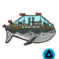Whaleboat Patch
