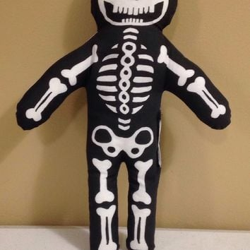 Stuffed Skeleton