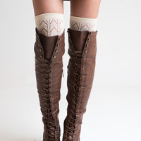 Sweet Home Alabama Boots - Final Sale