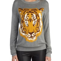 Roars and Stripes Sweater