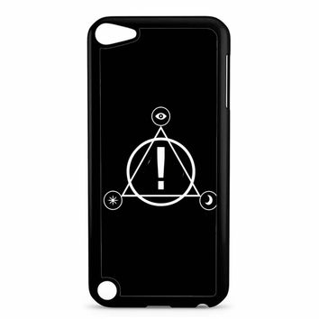 Panic At The Disco Logo iPod Touch 5 Case