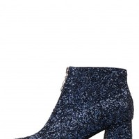 Jeffrey Campbell Shoes BOSSANOVA Shop All in Navy
