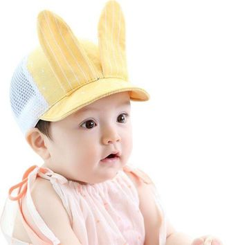 CUPUP9G Cotton Blend Toddler Infant Sun Lovely Cap Summer Cute Baby Girls Boys Fashion Sun Beach Hat
