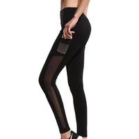 Side Window Pocket Leggings