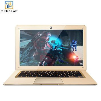 ZEUSLAP-A8 8GB Ram+120GB SSD Windows 7/10 System Ultrathin Intel Quad Core J1900 Fast