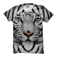 White Tiger T shirt