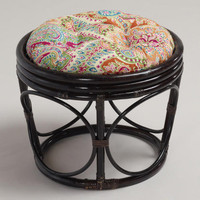 Venice Papasan Stool Cushion - World Market
