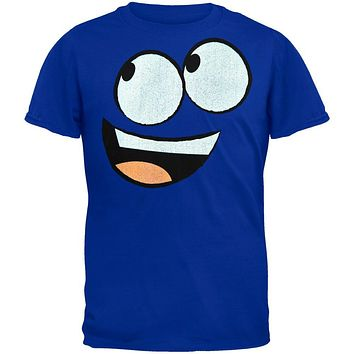 Foster's Home For Imaginary Friends - Blue Face Youth T-Shirt