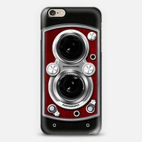 Vintage Camera Red iPhone 6s case by Nicklas Gustafsson | Casetify