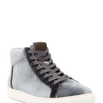 Kenneth Cole Reaction Men's Road Velvet Grey Sneaker