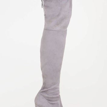 All Legs Over-The-Knee Chunky Boots GoJane.com