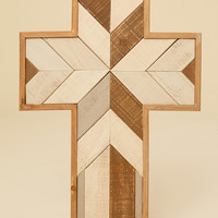 Slat Board Wall Cross - Signs & Wall Art - Gifts/Home Decor