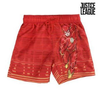 Child's Bathing Costume Justice League 1750 (size 6 years)