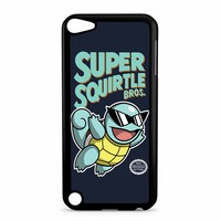Super Squirtle Bros iPod Touch 5 Case