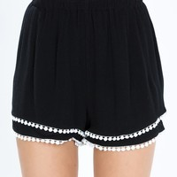 Contrast Trim Soft Short