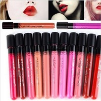 36 Colors Available New Velvet Matte Lipstick 24 hours long lasting lip gloss Waterproof lipstick Magic makeup maquiagem lips