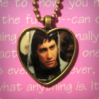 Donnie Darko ( Jake Gyllenhaal) Heart Necklace Pendant