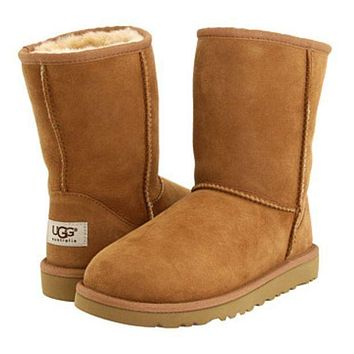 UGG Classic Winter Warm Trending Unisex Short Snow Boots I