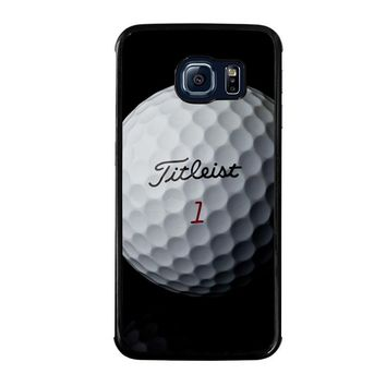 TITLEIST GOLF Samsung Galaxy S6 Edge Case Cover