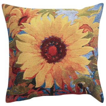 Spellbound I European Cushion
