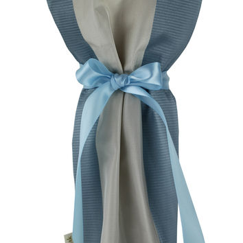BeBe Collection Wine/ Champagne Fabric Gift Bag