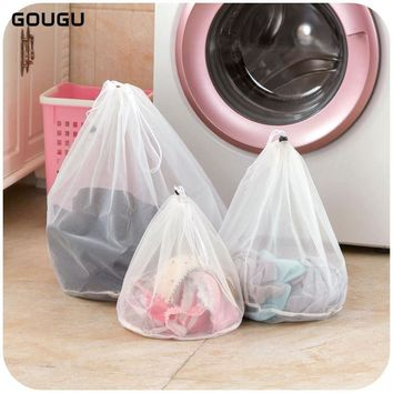 Drawstring Products Laundry Bags | Wash Care Protective Net