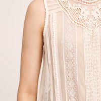 Rosewood Lace Blouse