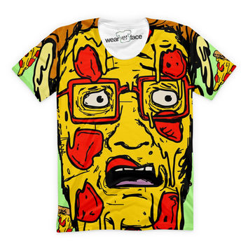 Stuffed Crust Hank Hill T-Shirt