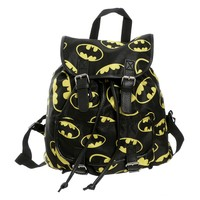 Batman Knapsack Backpack (Black)