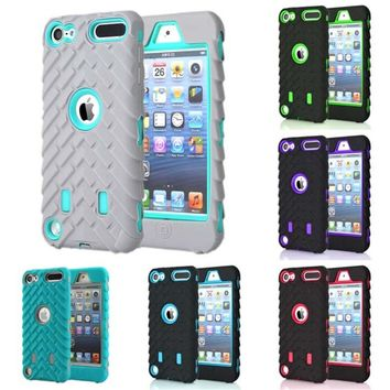 iPhone 5/6 Heavy Duty Tire Style Cover
