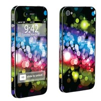 Apple iPhone 4 or 4s Full Body Vinyl Decal Sticker Protection Skin Abstract By Skinguardz