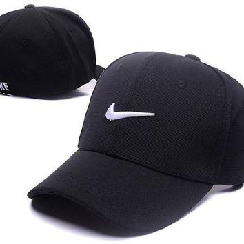 DCCKUN7 Ready Stock Nike Black Hat For Sale