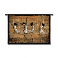 Fine Art Tapestries Rejoice - Stewart - 3605-WH - Decor