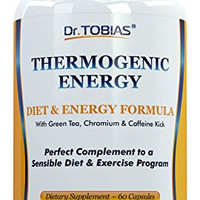 Thermogenic Energy - Diet & Weight Loss Support - Advanced Formula (60)