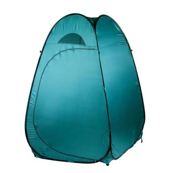 Outdoor Camping Toilet Tent Shower Tent Beach Fishing Shower Changing Room  with Carrying Bag