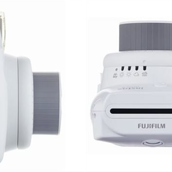 Fujifilm Instax Mini 9 Camera - Smoky White by Fuji Film | Instant Cameras & Film Gifts | chapters.indigo.ca
