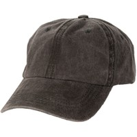 Washed Cotton Baseball Cap by Levine Hat Co.