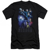 Star Trek Beyond Crew T-Shirt