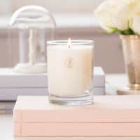 Sugar Paper Signature Candle, Crisp White Linen