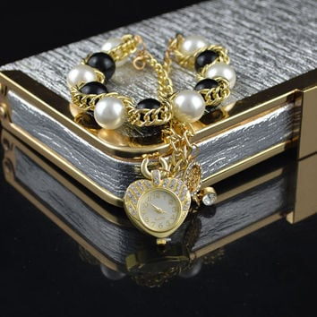 Stylish New Arrival Shiny Gift Awesome Great Deal Hot Sale Bohemia Watch Vintage Bracelet [8863720455]
