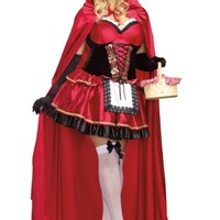 Women's Plus Size Little Red Costume