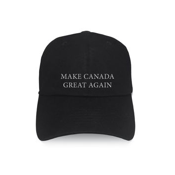 Hat- Make Canada Great Again 'Special Order'