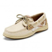 Sperry Women's Bluefish Oat/Sand Plaid - New for 2013 - Sperry Topsider - Top Brands  : Helly Hansen, Newport RI