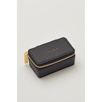 Tiny Jewelry Box - Treasure Me - Black
