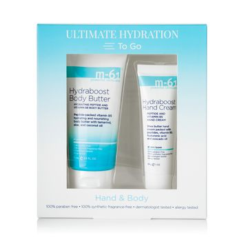 Limited Edition Ultimate Hydration Hand & Body To Go