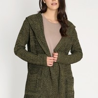 Kiss Me Dearly Chunky Cardigan | Ruche