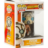 Funko Borderlands Pop! Games Psycho Vinyl Figure