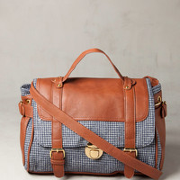 HOUNDS TOOTH SATCHEL - NEW PRODUCTS - WOMAN -  Mexico